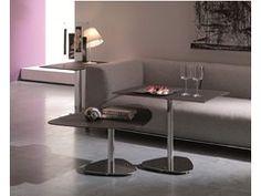 Height-adjustable coffee table MOVE - Ozzio Design