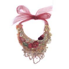 India, Romantic Bohemian Necklace