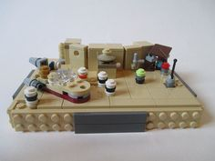 Micro Mos Eisley by CreativBricks
