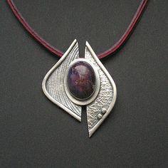 Gauri  silver, jasper
