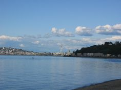 Alki Beach, Seattle