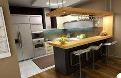 Small house small space kitchen designs large size of luxury contemporary kitchen design small spaces ideas space modern designs adorable remodeling photo Simple Kitchen Design, Kitchen Layout, Kitchen Designs, Kitchen Colors, Small Space Kitchen, Kitchen On A Budget, Small Spaces, Dirty Kitchen, Narrow Kitchen