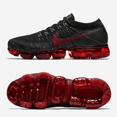 "8eba6e9535e Sneaker Bar Detroit on Instagram  ""The Nike Air VaporMax ""Bred"" is finally  set to release in the states. For full details"