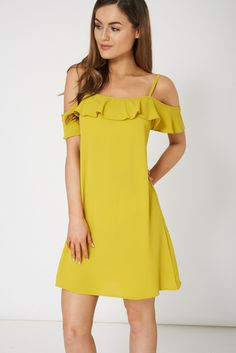 Newly added product: Yellow Spaghetti ... Have a look here:http://www.fbargainsgalore.co.uk/products/yellow-spaghetti-strap-womens-casual-dress?utm_campaign=social_autopilot&utm_source=pin&utm_medium=pin