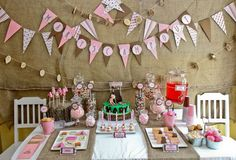 Camping Birthday Party Ideas | Photo 1 of 36