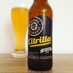 Maisel & Friends Citrilla Weizen IPA #beer #craftbeer Crossover, Wheat Beer, Ipa, Craft Beer, Whisky, Whiskey Bottle, Brewing, Drinks, Random