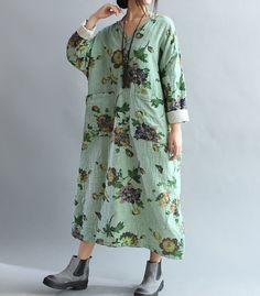 Hey, I found this really awesome Etsy listing at https://www.etsy.com/uk/listing/155149682/women-romantic-loose-fitting-long-dress