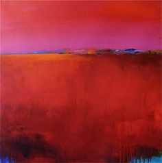 "Charles Emery Ross ""Heatwave"", 30 x 30"","