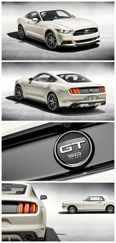 50th Anniversary Ford Mustang