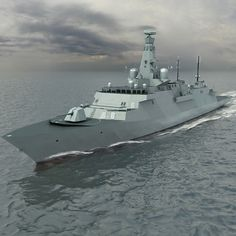 Type 26 Global Combat Ship - DSEI 2013 update 1 by BAE Systems plc, via Flickr
