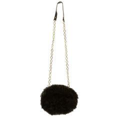 Sac pochette fourrure LES PETITES, cliquez sur l'image pour shopper #bazarchic #lespetites #fur #fourrure #clutch #pochette #sac #bag #fashion #mode