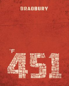 characterization of montag in ray bradburys fahrenheit 451 In fahrenheit 451, bradbury re-creates the atmosphere of fear and repression that prevailed when he was writing the book another technological advance that bradbury deals with in his book is the development of robots.