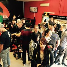 And we are open!!! Come on down!! 22 Stanley Street, Sydenham, Christchurch.