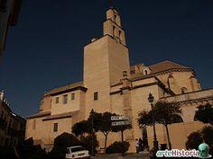 Iglesia de San Pedro de Córdoba, España