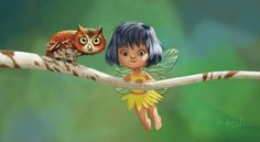 fairy-and-owl-by-kei-acedera-and-bobby-chiu.jpg 600×329 pixels