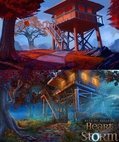 http://www.bigfishgames.com/games/11362/rite-of-passage-heart-of-the-storm-ce/  #art #finalscene #gamedev #gamedevelopmentart #gameart #hopa #rop5 #before&after #concept #scene #bigfishgames #madheadgames #artwork