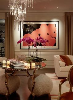 Living Room - San Francisco Decorator Showcase - Phillip Silver