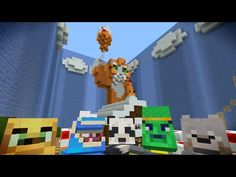 Minecraft Xbox Hide And Seek Stampylonghead Hot Buns Youtube