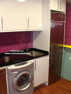 1000 images about reformas de cocinas 3 0 on pinterest for Muebles aragon madrid
