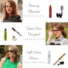 Perfectly Pretty and Simple HairStyles