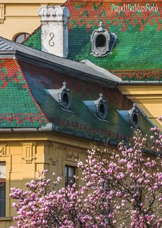 Szeretlek Magyarország Hungary, Mansions, House Styles, Home Decor, Decoration Home, Manor Houses, Room Decor, Villas, Mansion