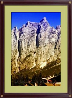 Dolomiti, passo Tre Croci