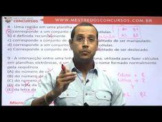 Questões Vídeo Aula grátis - Informatica - Prof. Luciano Antunes - Mestr...