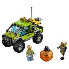 LEGO City - Camião de Exploração do Vulcão - 60121
