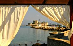Nafplio Yacht Club Cafe...Peloponnese..Greece