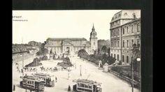 Friedensplatz Darmstadt Zeitreise