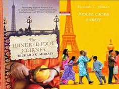 "#SerieAmoreE - Esce oggi nelle sale italiane l'adattamento cinematografico del libro ""The Hundred Foot Journey"", uscito per Neri Pozza con il titolo ""Amore, cucina e Curry."