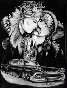 chicano art gallery  Google Search  Art  Pinterest  Chicano