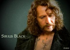 Sirius Black - I have always loved Gary Oldman! Magia Harry Potter, Mundo Harry Potter, Harry Potter Draco Malfoy, James Potter, Harry Potter Characters, Harry Potter Fandom, Harry Potter World, Fans D'harry Potter, Potter Facts