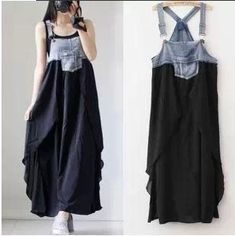 Maternity clothing new 2014 summer patchwork casual full dress plus size clothes for pregnant women