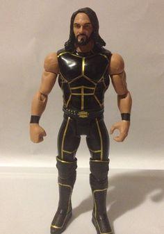 WWE Tough Talkers Seth Rollins Figure Mattel Elite Roman Reigns John Cena Loose - http://bestsellerlist.co.uk/wwe-tough-talkers-seth-rollins-figure-mattel-elite-roman-reigns-john-cena-loose/