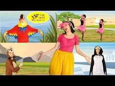 Piosenki dla dzieci TAK JAK KANGUR SKACZ   ZWIERZAKI  Klub Kaczki Niedziwaczki - YouTube Zumba, Family Guy, Guys, Fictional Characters, Youtube, Boys, Youtubers, Youtube Movies, Men