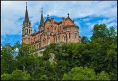 Basílica de Covadonga | Flickr - Photo Sharing!