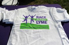 Every participant received a Race t-shirt.