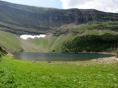 #hiking Forum Lake in Waterton Lakes National Park, BC, Canada