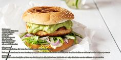 Hamburger, Healthy Eating, Chicken, Ethnic Recipes, Fitness, Food, Meal, Hamburgers, Essen