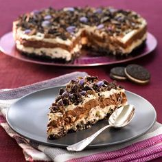 F-ing amazing! Norwegian Food, Norwegian Recipes, Oreo Cheesecake, Snacks, Let Them Eat Cake, Yummy Cakes, Baked Goods, Chocolate Cake, Cake Recipes