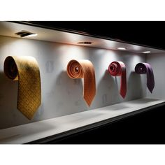 Hermés window display by Torafu Architects, Tokyo » Retail Design Blog via Polyvore
