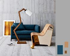 Classic, Modern and Vintage in Interiors