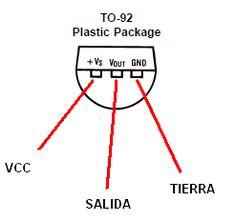 Tutorial sensor LM35.