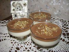 Десерт: Желе «Птичье молоко»