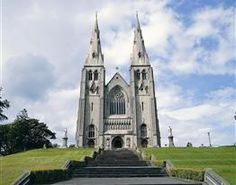 Saint Patrick's Cathedral, Armagh City, Ireland - at the top of my list of places to go someday!