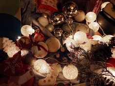 #Holiday Lamps