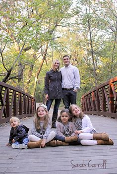 Fall Family of 6