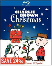 DVD: A Charlie Brown Christmas -- just the BEST Christmas special EVER #indigo #magicalholiday
