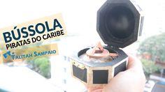 DIY| BÚSSOLA PIRATAS DO CARIBE - FT. TALITAH SAMPAIO